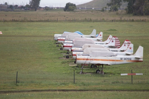 Где учат управлять самолетом в Иркутске — Индустрия на The Village