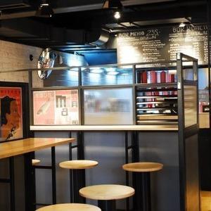 «Воккер» открыл свой первый ресторан