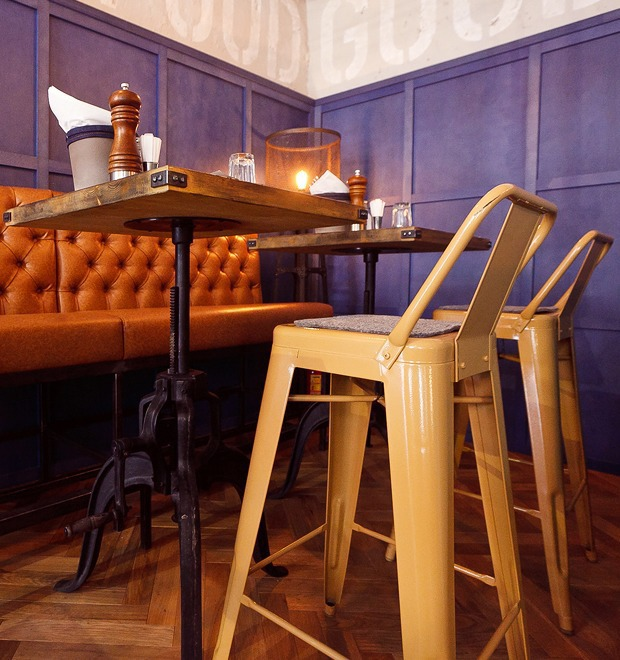 Новое место: Funky Kitchen — Новое место на The Village