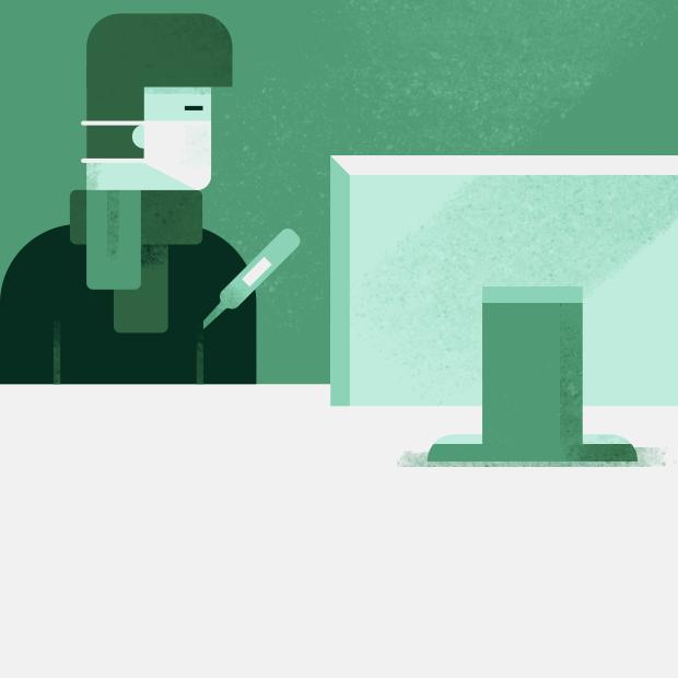 Правильно ли приходить на работу больным?