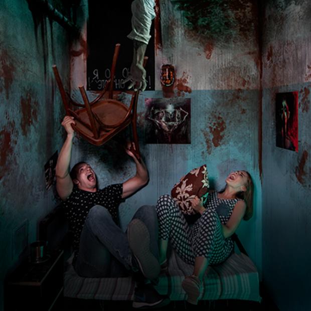 «Паника» в Новороссийске: Хоррор-игры в реальности — Место на The Village