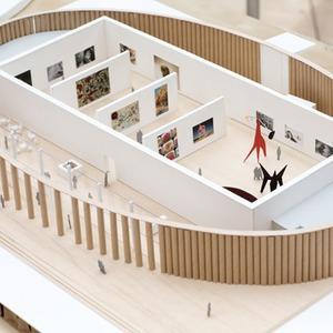 Павильон «Гаража» в парке Горького построят из бумаги — Парк Горького на The Village