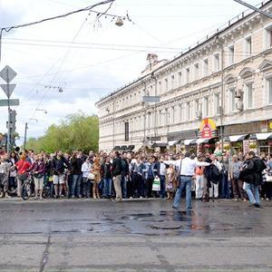 Закон улиц: Как теперь гулять по Москве — Ситуация на The Village