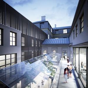Европейский университет: 4 проекта реконструкции — Архитектура на The Village