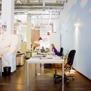 Офис недели: Instinct — Интерьер недели на The Village
