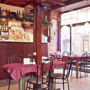 Все свои: Кафе «Снежинка» — Рестораны на The Village