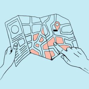 Эксперимент The Village: Помогут ли прохожие найти дорогу? — Город на The Village
