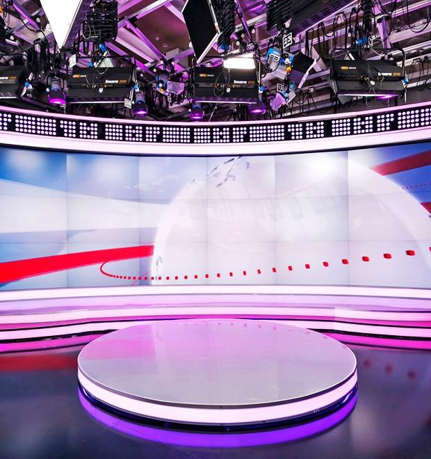 Интерьер недели (Киев): 1+1 Media