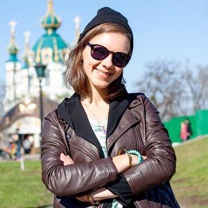 Внешний вид (Киев): Маша Драгина, поэт