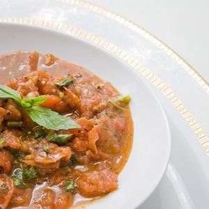 Итальянский томатный соус для пасты или ризотто — Рецепты читателей на The Village