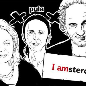 Город в образе: Авторы логотипов Амстердама, Мадрида и Пулы — о брендинге города