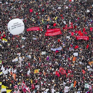 Прямая трансляция: Митинг «За честные выборы» на проспекте академика Сахарова — Ситуация на The Village