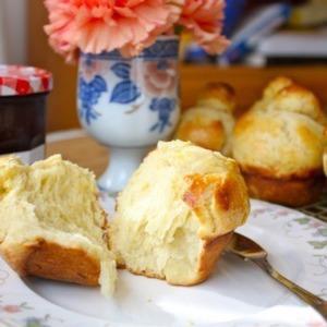 Французская булочка бриошь — Рецепты читателей на The Village