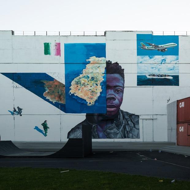 Новый сезон Музея уличного искусства в Петербурге: Что смотреть