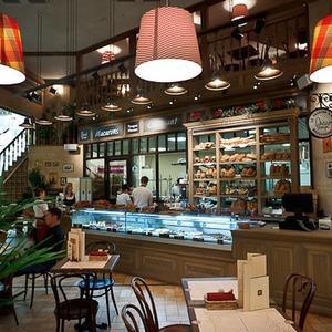 Новое место: «Пекарня Мишеля» (Петербург)
