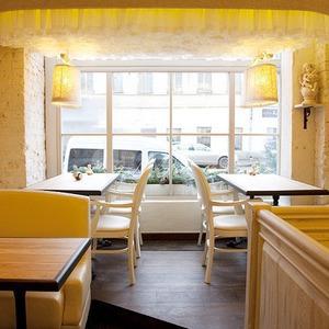 Новое место: Ресторан «Счастье» — Новое место на The Village