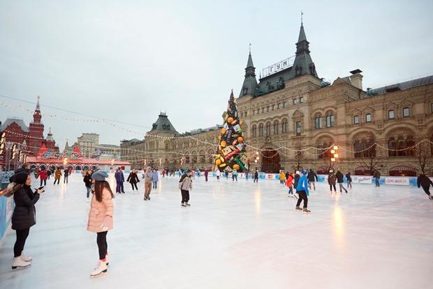 Где кататься на коньках в этом сезоне — Гид The Village на The Village