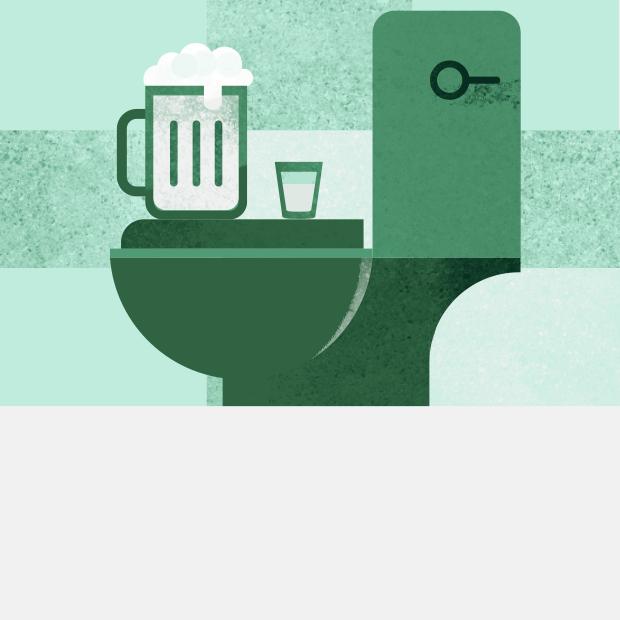 Почему нельзя мешать пиво с водкой? — Съесть вопрос на The Village