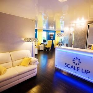 Офис недели (Петербург): Рекламное агентство Scale Up — Интерьер недели на The Village