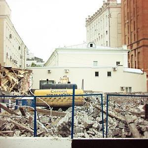 В зоне риска: Флигель фабрики в Милютинском переулке — В городе на The Village