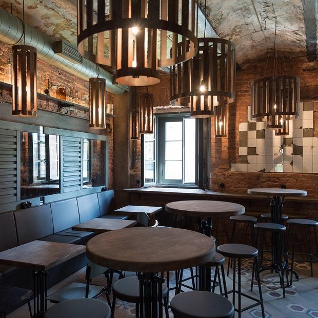 24 новых кафе, бара и ресторана июля (Петербург) — Новое в Петербурге на The Village