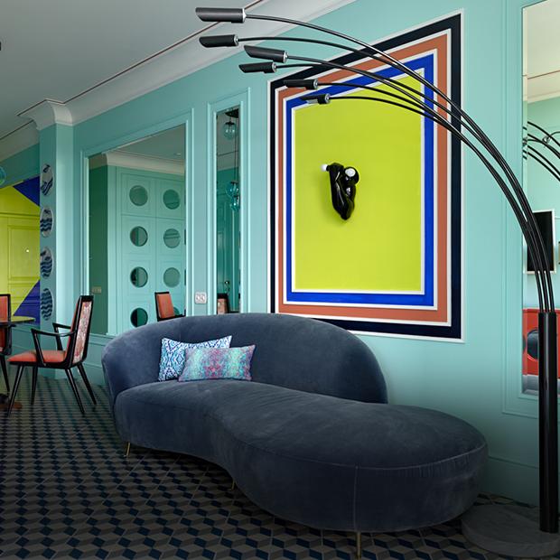 Яркая квартира в Геленджике для сезонного отдыха — Квартира недели на The Village