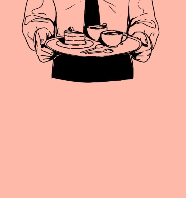 Как всё устроено: Работа официанта — Как всё устроено на The Village