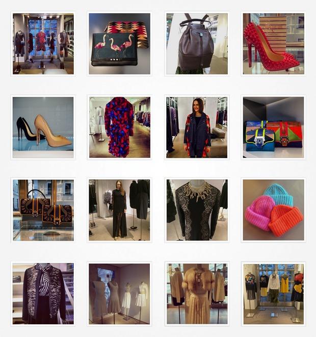 В квадрате: 10 Instagram московских магазинов (Часть 2)