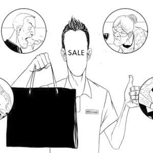 Как всё устроено: Жизнь магазина глазами продавца — Как всё устроено на The Village