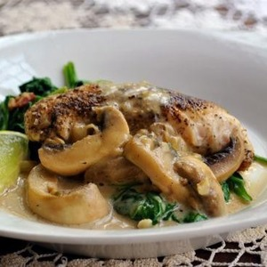 Что приготовить на ужин: рыба под грибным соусом — Рецепты читателей на The Village