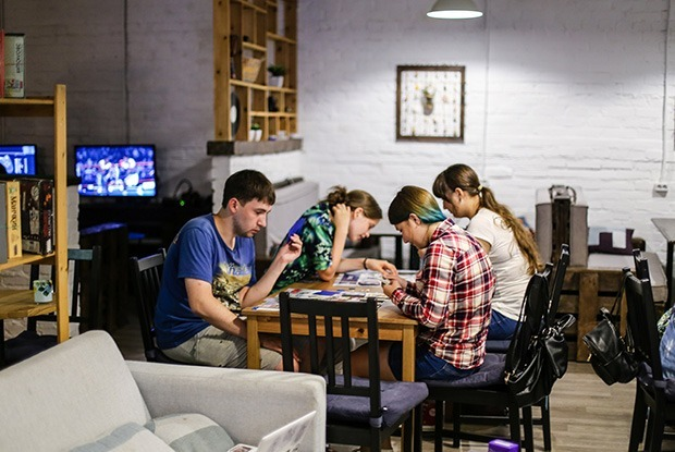 Что происходит с антикафе «Третье место» во Владивостоке — Как это работает на The Village