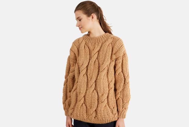 Что носить осенью: свитеры, платья и все остальное