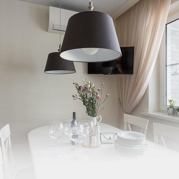 Большая квартира для семьи на «Нагатинской» с кабинетом и лимонной ванной — Квартира недели на The Village