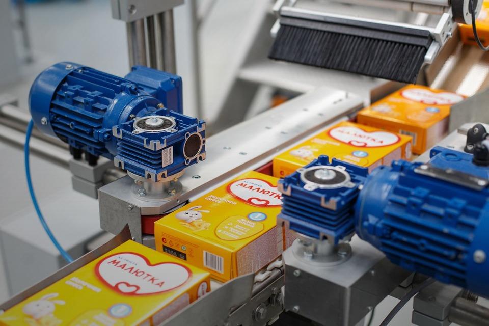 Производственный процесс: Как делают детское питание The 996