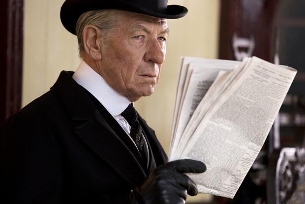 «Мистер Холмс», «Боги Египта», «Лунная афера» — Фильмы недели на The Village