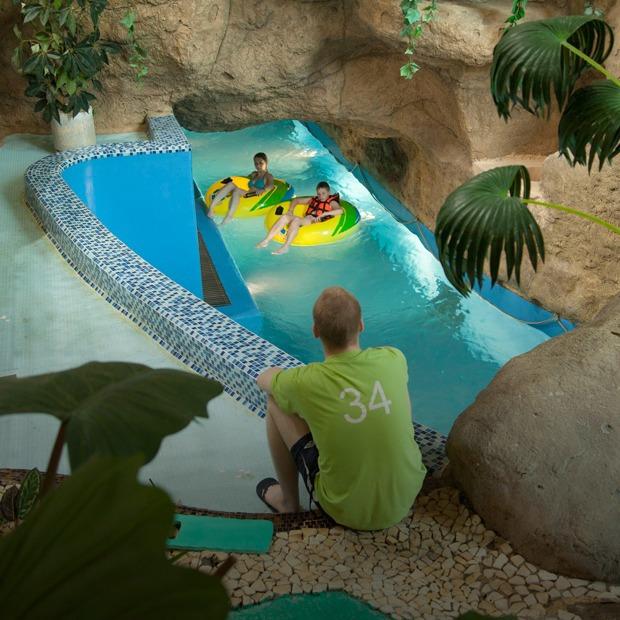 Как устроен аквапарк