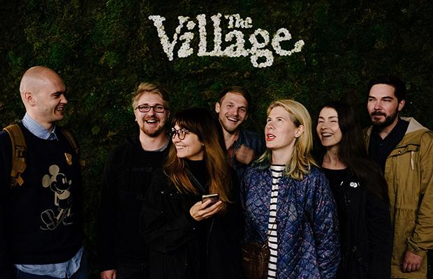 Как прошло празднование дня рождения «Салюта» — Фоторепортаж на The Village