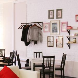 В Петербурге открывается кафе, где посетители платят за время