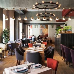 6 кафе, баров и ресторанов, открывшихся в сентябре — Новое в Петербурге на The Village