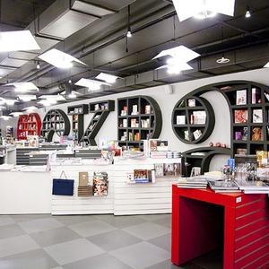 Новое место: Книжный магазин «Москва» на Воздвиженке — Магазины на The Village