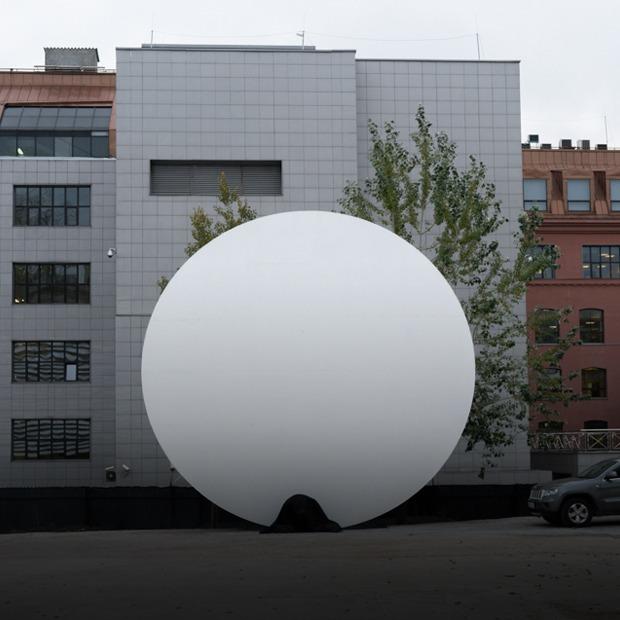 Одинокая луна: Как выглядит «ЭМА» спустя две недели после закрытия — Галереи на The Village