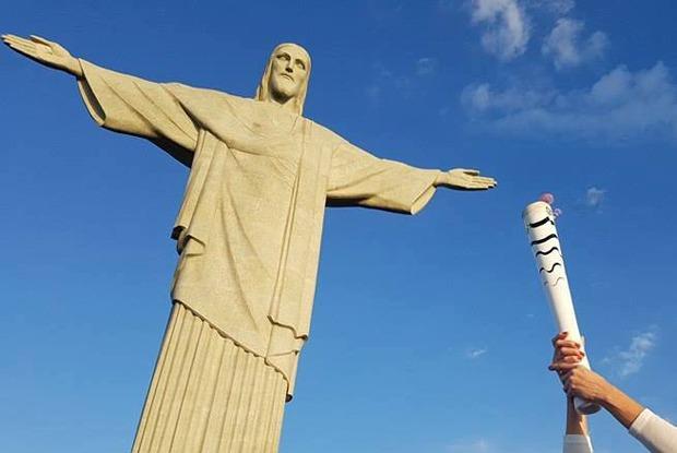 Я работаю волонтёром на Олимпиаде в Рио