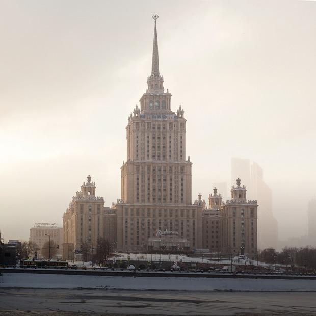 """«Я работаю в гостинице """"Украина""""» — Где ты работаешь на The Village"""
