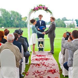 Сезонное предложение: 4 современные свадьбы