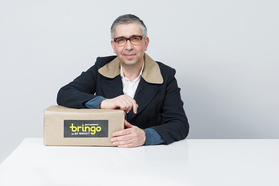 Bringo: Служба доставки на краудсорсе — Сделал сам на The Village
