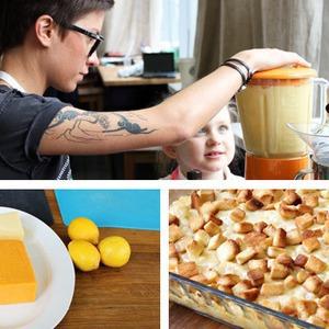 Время есть: репортаж с кулинарного мастер–класса в Meet&Greet — Кухня на The Village