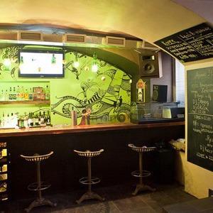 Новое место (Петербург): 360 Riders Bar — Новое место на The Village