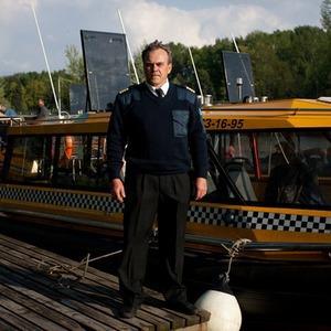 Морские волки: капитаны водного транспорта о своей работе — Санкт-Петербург на The Village