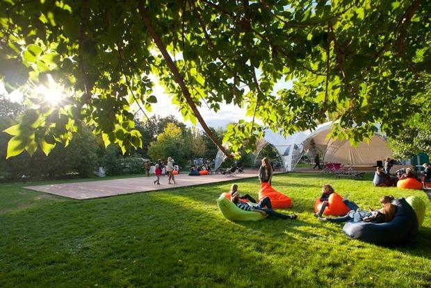 Лето в городе: Что ждёт москвичей в столичных парках