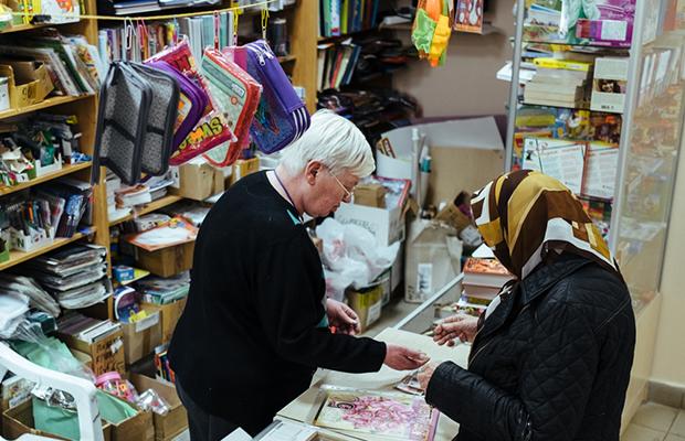 Я работаю в маленьком книжном магазине — Личный опыт на The Village